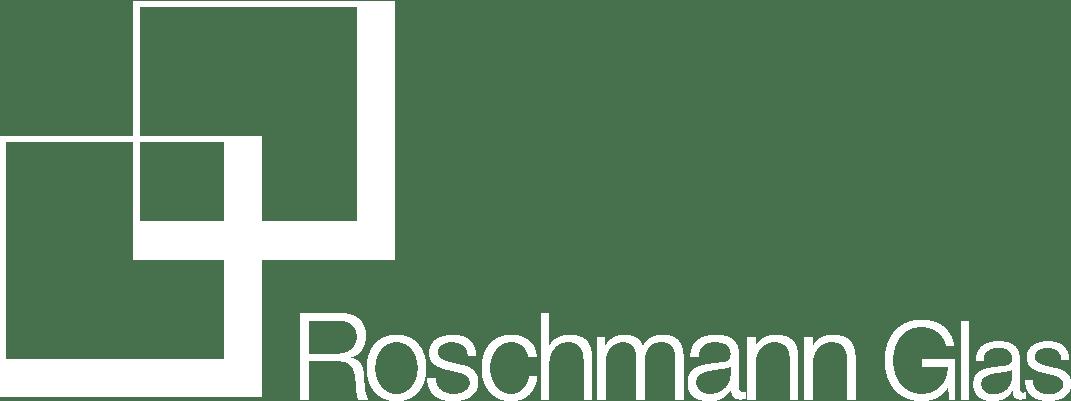 Roschmann Logo in Weiß